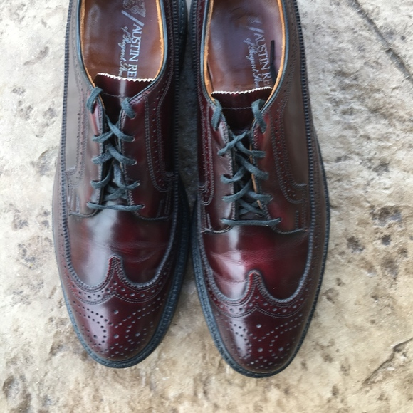 Austin Reed Of Regents Street Shoes Austin Reed Of Regents Street Mens Shoes Wingtip Poshmark
